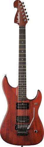 Washburn 6 String Solid-Body Electric Guitar, Padauk Vint. Matte (N24PSVINTAGEK-D)