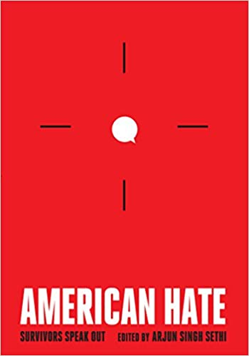 cover image American Hate: Survivors Speak Out