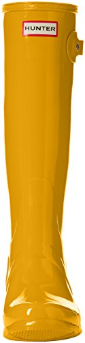 Women's Rain Boot Yellow Tall Original Hunter 8q4nSRdR