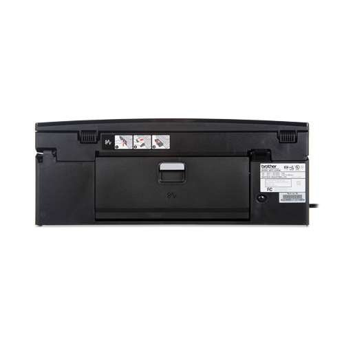 2400x1200dpi Pc Mac - Brother MFC-J280W Compact Inkjet All-in-One