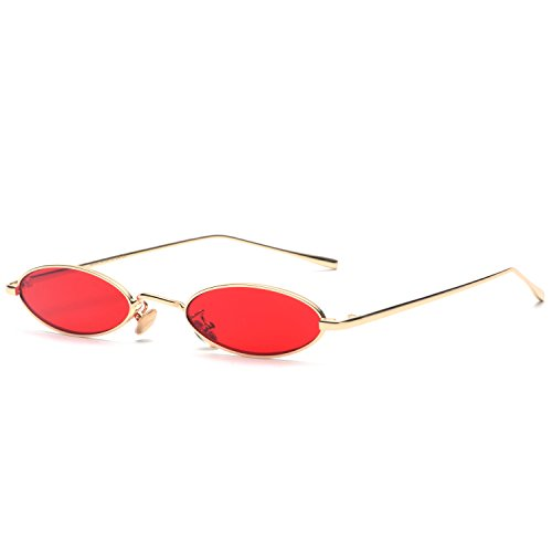 Round Circle Metal Sunglasses For Women Brand Design Vintage Oval Eyeglasses - Best For Sunglasses Face Oval Shaped