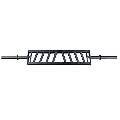 Titan Angled Multigrip Weight Bar Barbell by Titan Fitness