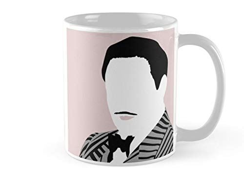 Land Rus Gomez Addams from The Addams Family Mug - 11oz Mug - Features wraparound prints - Dishwasher safe - Made from Ceramic - Best gift for family friends -