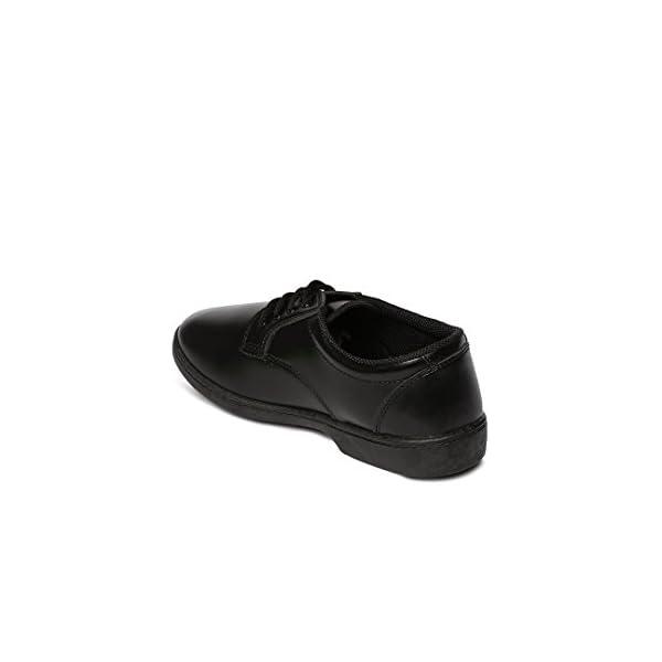 PARAGON Kid's Black School Shoes | Zikrah