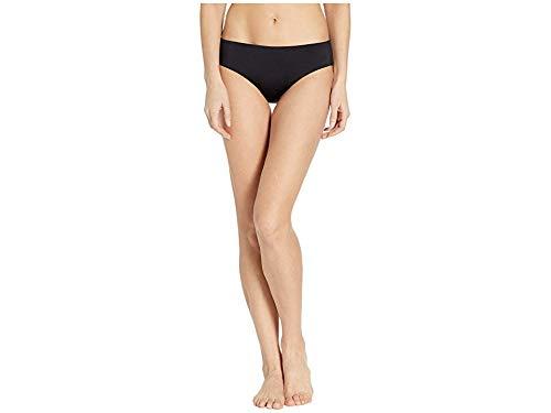 Nike Women's Solid Full Bottoms Black X-Large