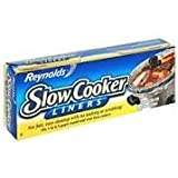 Reynolds Slow Cooker Liners – 3 Box Pack