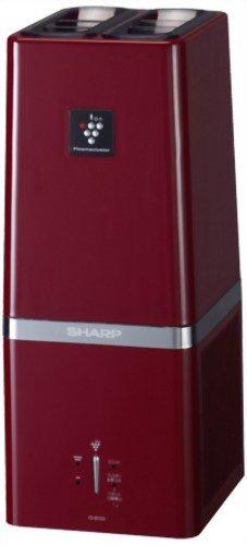 SHARP プラズマクラスターイオン発生機 レッド系 IG-B100-R B002QHRSO6