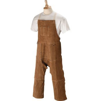 Revco 36SL 36'' Split Leg Leather Welding Apron by Black Stallion