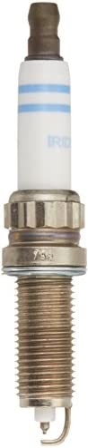 Bosch ZQR8SI302 Iridium Spark Plug, Up to 4X Longer Life (Pack of 10)