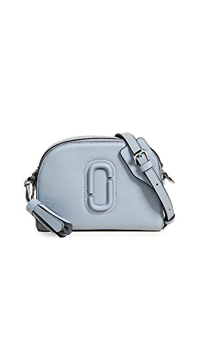 Marc Jacobs Women's The Shutter Cross Body Bag, Light Blue, One Size by Marc Jacobs