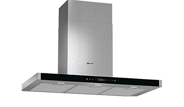 Siemens LC98BA572B - Campana (460 m³/h, Canalizado/Recirculación, A, A, C, 55 dB): Amazon.es: Hogar
