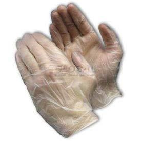 PIP Ambi-Dex 64-V2000 Industrial Grade Vinyl Gloves, 4 Mil, Powdered, 2XL, White, 100/Box - Pkg Qty 10 (64-V2000/XXL) by PIP (Image #1)