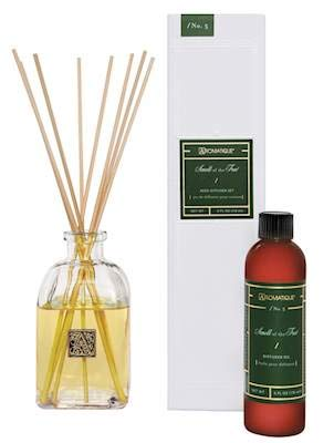 Aromatique SMELL OF THE TREE Ceramic Vessel Reed Diffuser Gift Set by SMELL OF THE TREE Aromatique Reed Diffuser Gift