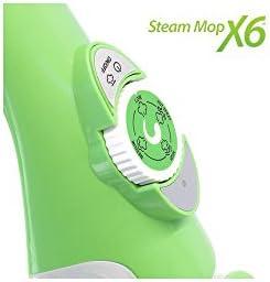 X6–Serpillère à vapeur pour la maison, 1250W, 1L