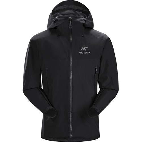 Arc'teryx Beta SL Hybrid Jacket Men's (Black, Medium)