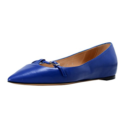 Salvatore-Ferragamo-Womens-Patty-C-Leather-Ballet-Flats-Shoes
