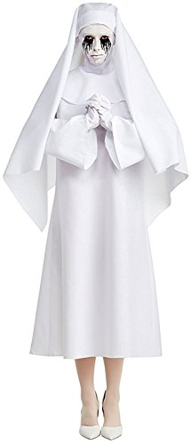 Palamon American Horror Story The White Nun Deluxe Character Costume Small
