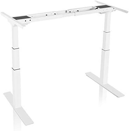 AD ARAZY Electric Stand Up Desk Frame Workstation