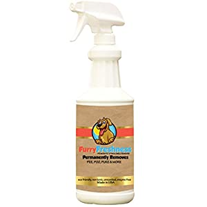 FurryFreshness Premium Pet Stain & Smell Remover 18
