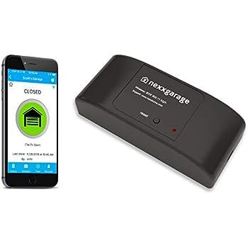 Meross Smart Wi Fi Garage Door Opener Remote App Control