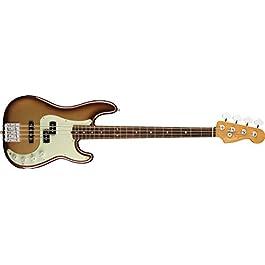Fender American Ultra Precision Bass Mocha Burst w/Hardshell Case