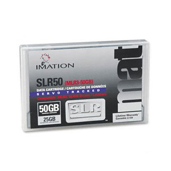imation 12096 - 1/4 SLR50 Cartridge, 1515ft, 25GB Native/50GB, used for sale  Delivered anywhere in USA