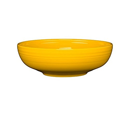 Homer Laughlin 1459-342 Fiesta Large 68 oz Bistro Bowl Daffodil from Homer Laughlin