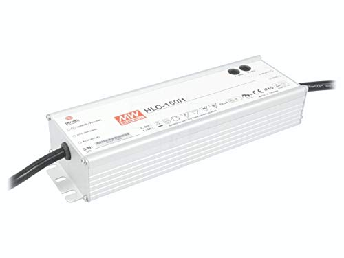 MEAN WELL HLG-150H-48A 150 W Single Output 3.2 A 48 Vdc Output Max IP65 Switching Power Supply - 1 item(s)