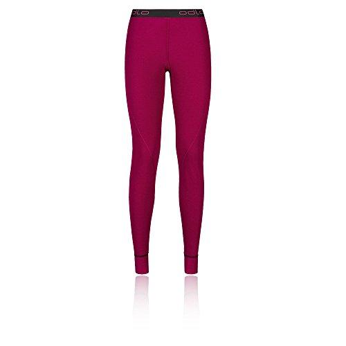 Odlo Pants Warm Trend - Pantalón interior térmico para mujer sangria