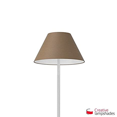Creative Lampshades Pantalla China Recubrimiento Arenal Gris ...