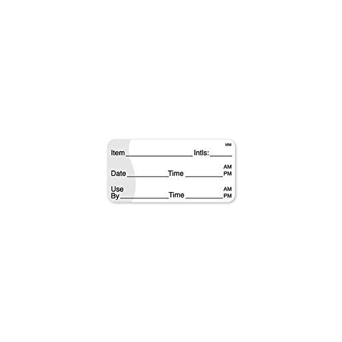 DayMark 110117 MoveMark 2 x 1 Shelf Life Label - 1000 / RL by DayMark Safety Systems