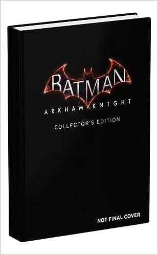 Batman: Arkham Knight Collectors Edition: Amazon.es: Bradygames ...