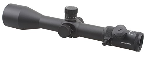 TAC Vector Optics Atlas 5-30x56 SFP Tactical Shooting Gun Rifle Scope 35mm Riflescope with Turret Lock Side Focus Fit 12.7mm .50 BMG