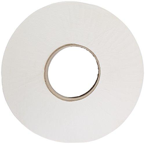 AmazonBasics Professional Jumbo Roll Toilet Tissue for Businesses, 2-Ply, 800 Feet per Roll, 12 Rolls by AmazonBasics (Image #2)