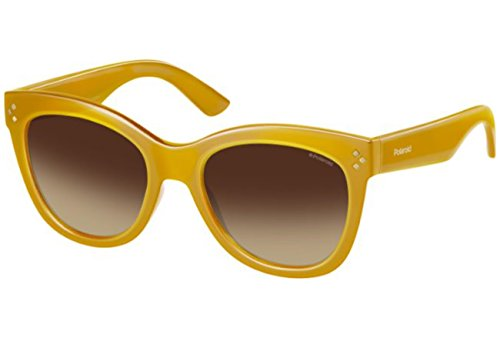 Yellow 4040 Ds S Brown Polaroid Polar Amarillo Sonnenbrille PLD AaqxwXTS