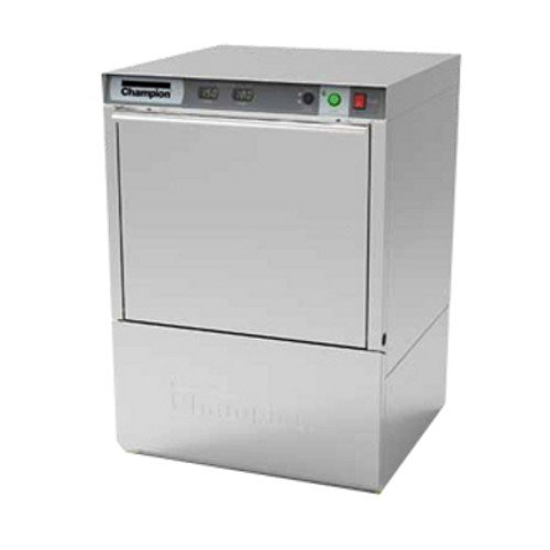 Champion UH-130B(70) Dishwasher undercounter high temperature (25) racks per hou by Champion