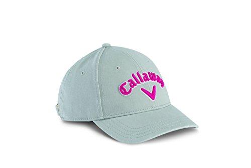 Callaway Women's Heritage Twill Cap, Grey, One - Golf For Women Hats Callaway