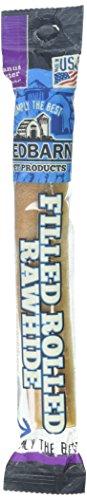 Redbarn Bone Rolled Filled Rawhide Peanut Butter (1.9 oz)