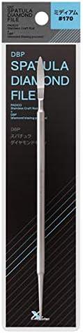 クロス・ワークス DBP スパチュラダイヤモンドヤスリ 170 ミディアム プラモデル用ツール XWKSD-002