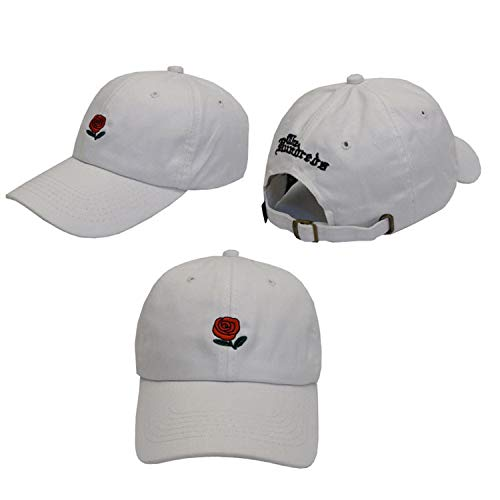 White Opus Adjustable Hat - 8
