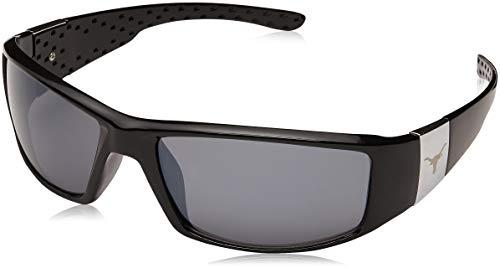 Siskiyou Texas Longhorns Chrome Wrap Sunglasses
