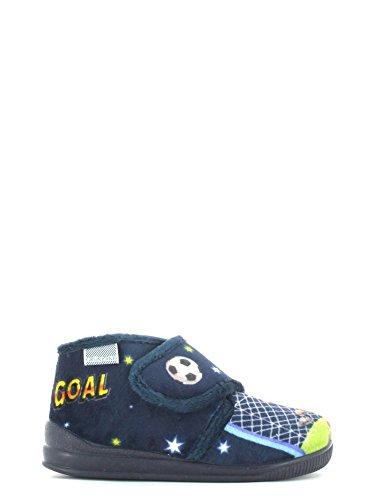 Grunland Chat bambino, velluto, pantofole