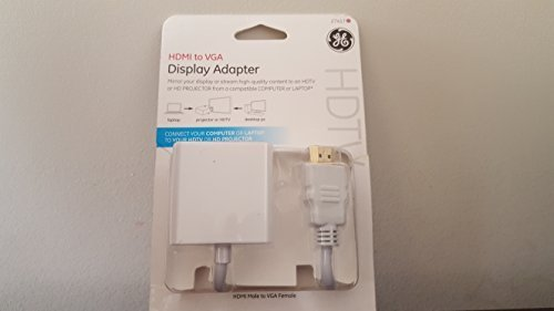 HDMI to VGA Display Adapter