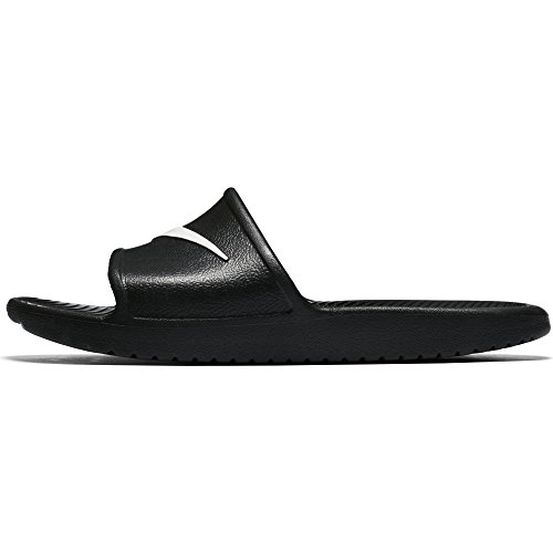 e6786a8cfb32 Galleon - Nike Womens Kawa Sport Shower Slide Sandals Black White (11)