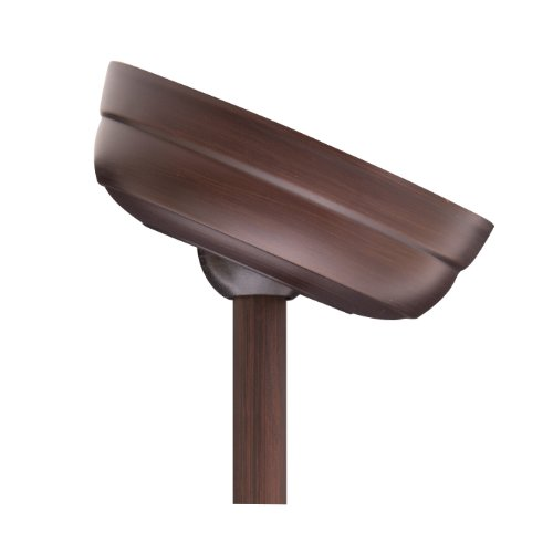 Emerson Ceiling Fans CFSCKORB Sloped Ceiling Kit, Vaulted Ceiling Fan Mount, Oil Rubbed Bronze