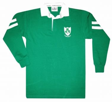 Classic England Rugby Shirt - Ireland Heritage Rugby Shirt