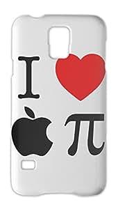 I Love Apple Pie Samsung Galaxy S5 Plastic Case