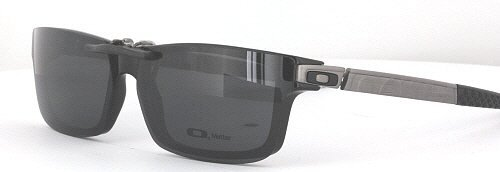 0304adfc60 Amazon.com  OAKLEY CURRENCY-OX8026-54X17 POLARIZED CLIP-ON SUNGLASSES (Frame  NOT Included)  Health   Personal Care
