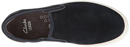 Clarks Mens Lander Stap Instappers Loafer Navy