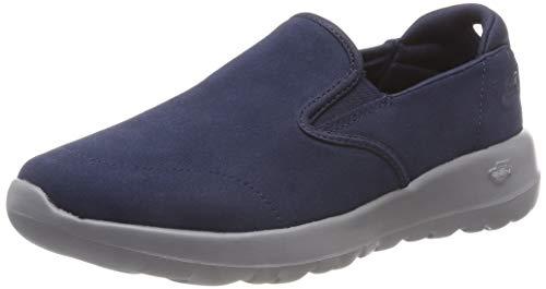 Go Navy Skechers para Grey Azul sin Predict Mujer Nvgy Walk Joy Cordones Zapatillas 4HdqHv
